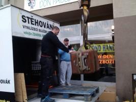 stěhování Štramberk