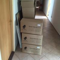 stěhování Valašské Klobouky