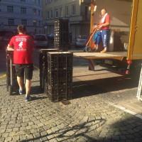 vyklízení Mnichovo Hradiště