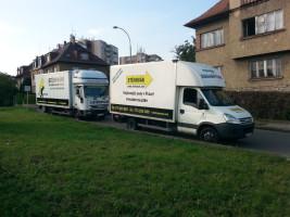 stěhování Praha Motol