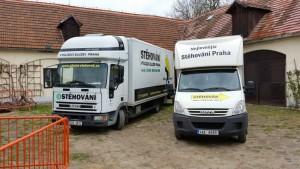 stěhování Praha Petrovice
