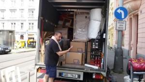 stěhování Lovosice