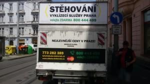 stěhování Město Touškov