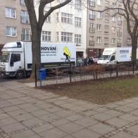 stěhování Praha Kolovraty