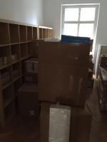 stěhování Nový Bydžov