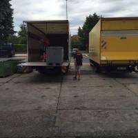 stěhování Chabařovice