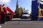 stěhování těžkých břemen a strojů